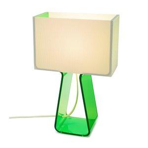 Tube Top Lamp Green