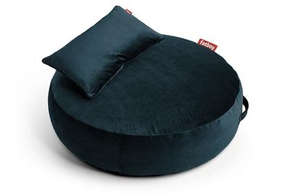 Pupillow Velvet Lounge Petrol