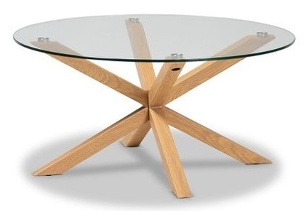 Lida Coffee Table Natural