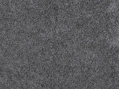 Enyssa Solid Shag Area Rug 5' x 8' Dark Gray