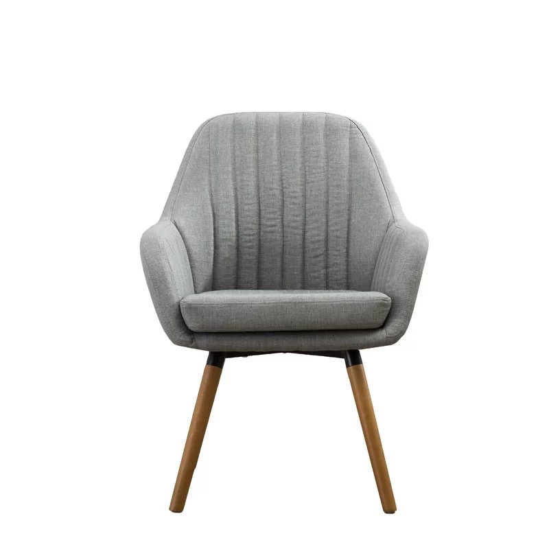 Waugh Arm Chair Gray