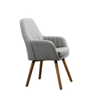 Waugh Arm Chair Gray