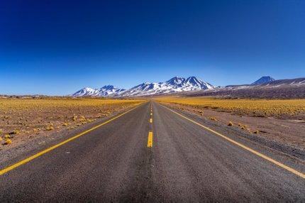Roads & Paths Wall Art Large