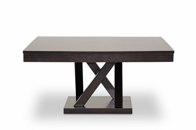 Everdon Coffee Table Dark Brown