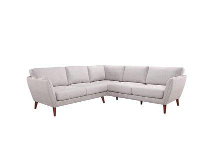 Sabrina Sectional Sofa Gray
