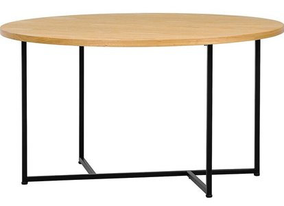 Stevenson Coffee Table Natural And Black