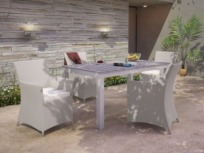 Ioana Lutz Outdoor Dining Package - 4 Seater