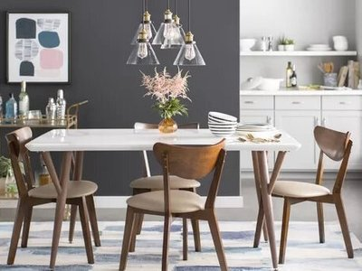 Christophe Dining Room - 4 Seater