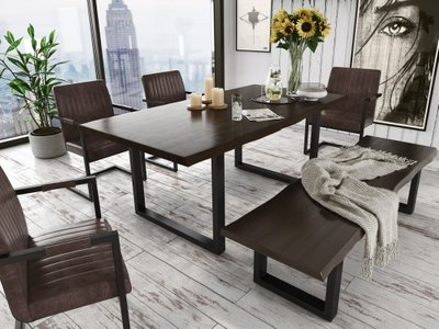 Balsamic Dining Room - 6 Seater