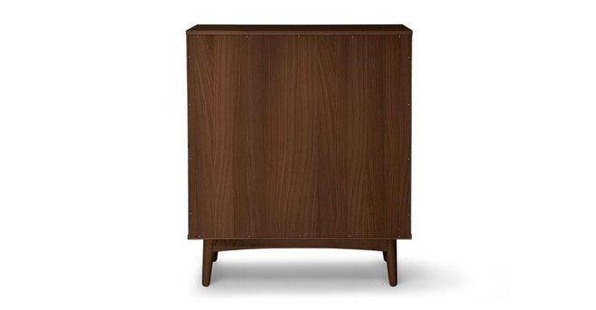 Culla 4 Drawer Dresser Walnut