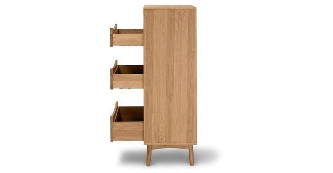 Culla 6 Drawer Dresser Oak