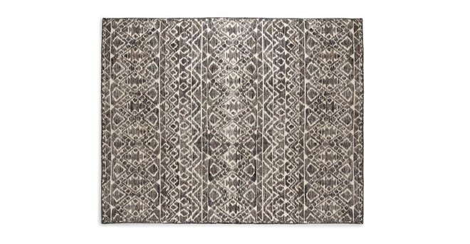 Zuni Rug 8 X 10 Sandstone Gray