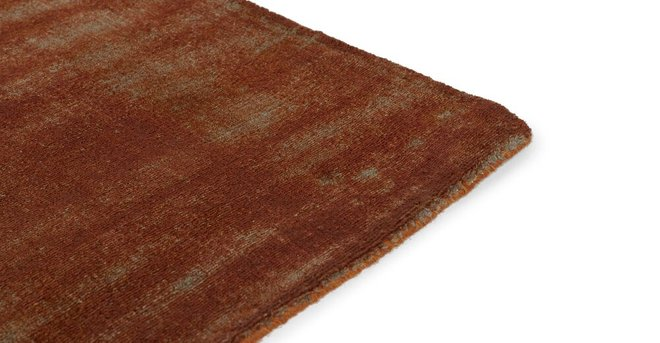 Adria Rug 5 X 8 Rust Red