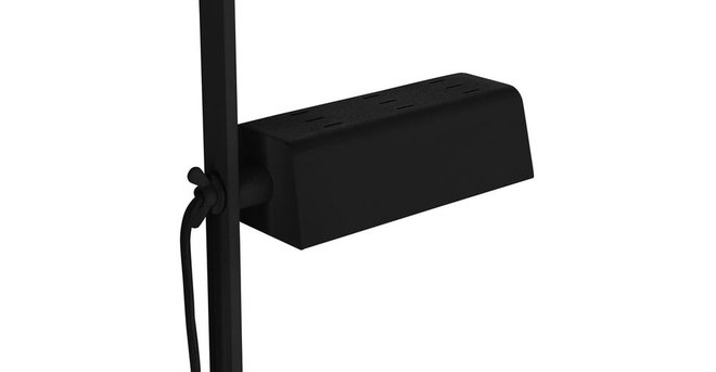 Article Techni Floor Lamp Black