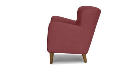 Happy Armchair Red