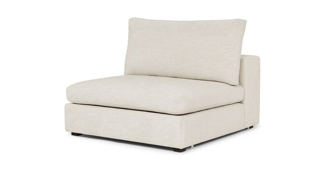 Gaba Modular Lounge Chair White