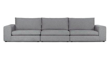Gaba Modular Sofa Gray
