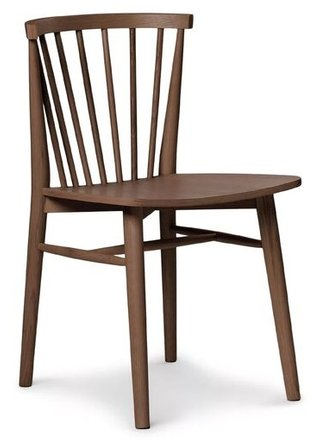 Article Rus Modern Dining Chair Walnut (Set Of 2)