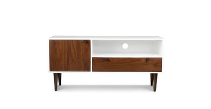 Envelo Media Unit Walnut
