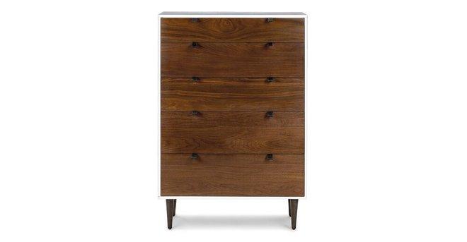 Article Envelo Modern Contemporary Dresser Walnut