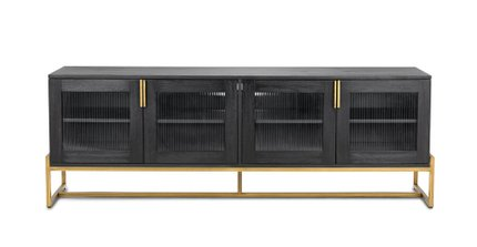 Oscuro 73 Cabinet Black