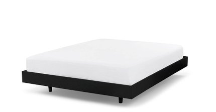 Basi Queen Bed Frame Black