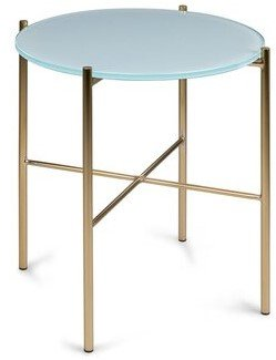 Article Silicus Side Table Blue