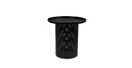 Equa Side Table Black
