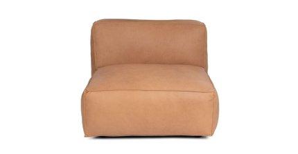 Solae Modular Lounge Chair Canyon Tan