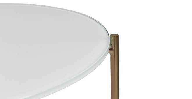 Silicus Oblong Coffee Table Light Gray