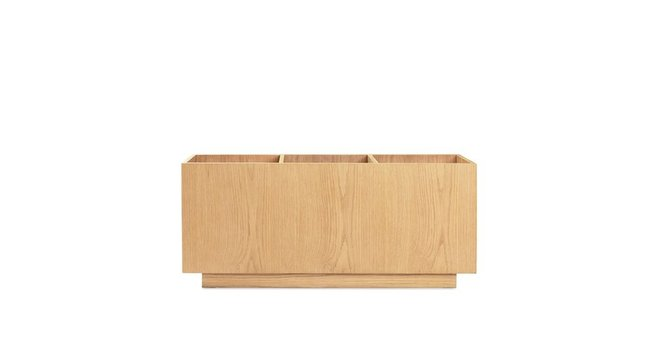 Solae Storage Module Light Oak