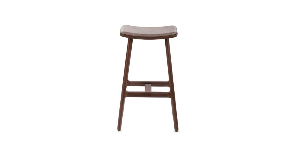 Astounding Esse Mid Century Modern Counter Stool Canyon Charcoal Unemploymentrelief Wooden Chair Designs For Living Room Unemploymentrelieforg