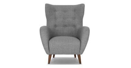 Mod Mid-Century Modern Armchair Jay Gray