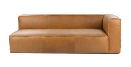Mello Right Arm Sofa Taos Tan