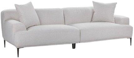 Abisko Modern Contemporary Sofa Mist Gray