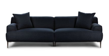 Abisko Modern Contemporary Sofa Blue