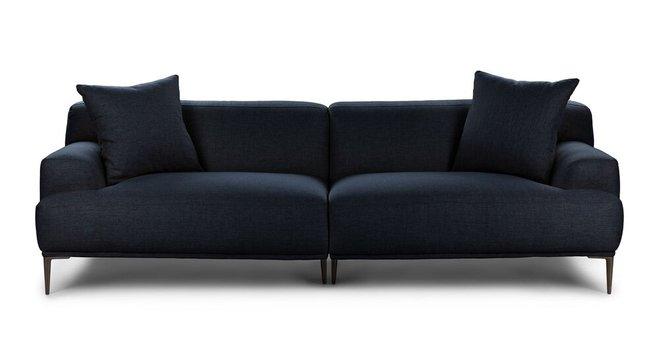 Article Abisko Modern Contemporary Sofa Blue