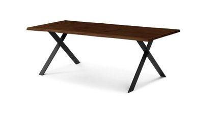 Festa Dining Table For 8 Walnut