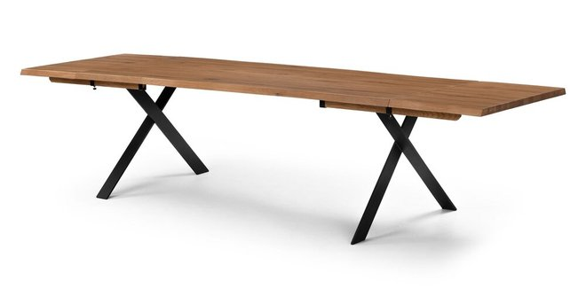 Festa Dining Table Extendable Oak