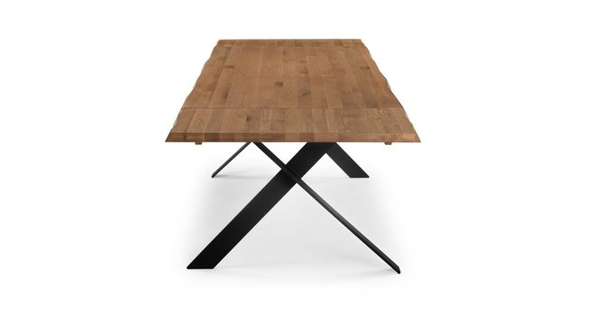 Article Festa Dining Table Extendable Oak