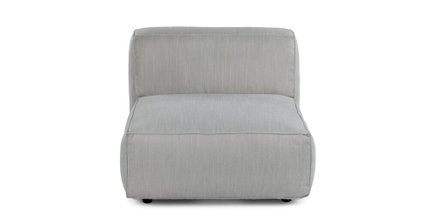 Solae Modular Lounge Chair Hush Gray