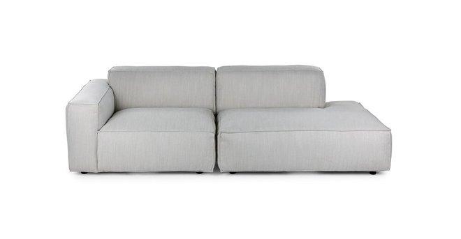 Solae Modern Modular Sofa hush Gray