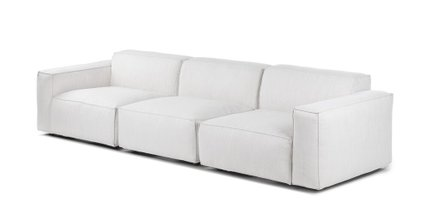 Solae Sofa White