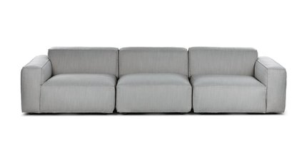 Solae Sofa Hush Gray