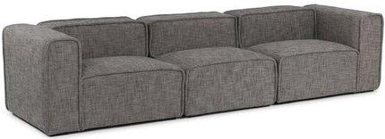 Article Quadra Modern Modular Sofa Mineral Taupe