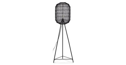 Article Ochin Floor Lamp Black