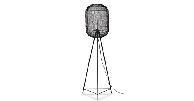 Ochin Floor Lamp Black