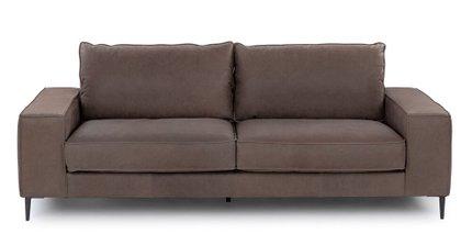 Tora Modern Sofa Tobacco Charcoal