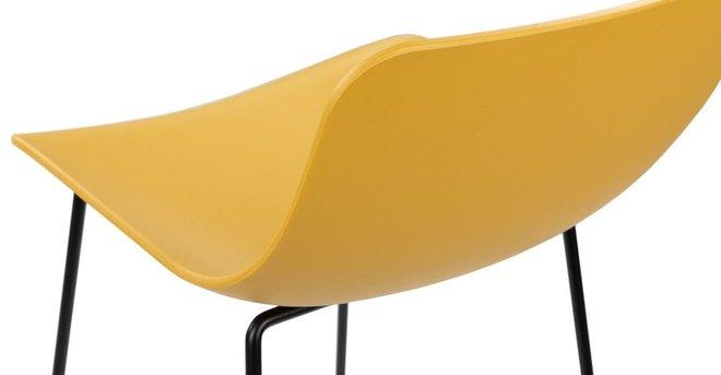 Anco Modern Bar Stool Yellow