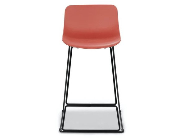Article Anco Counter Stool Quince Red